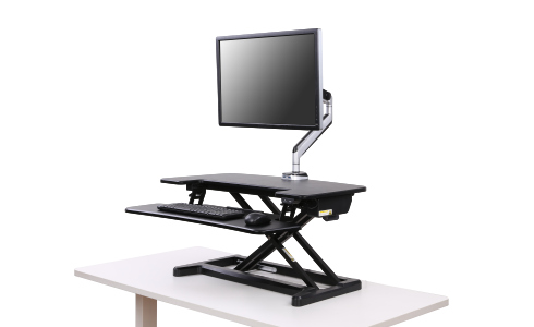 Optional Monitor Arm